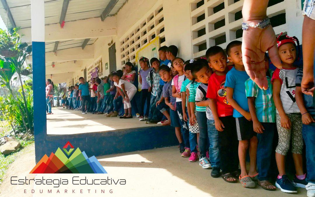 Participamos en programa de apoyo social educativo en Panamá