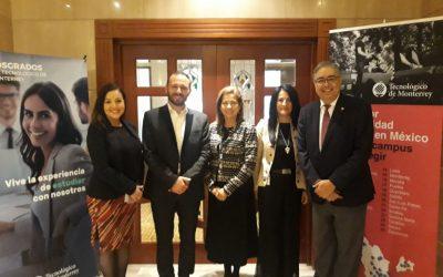 El Instituto Tecnológico de Monterrey y Edumarketing unirán esfuerzos en Panamá